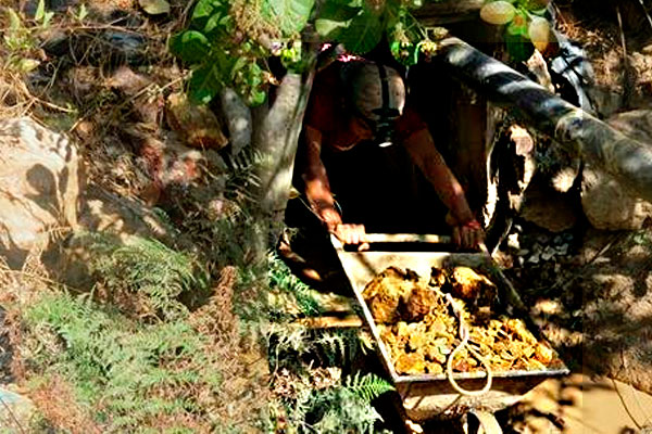 guiriceros artesanales mineria el salvador gatoencerrado