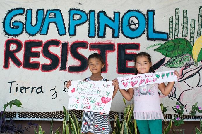 Guapinol Daughters 690